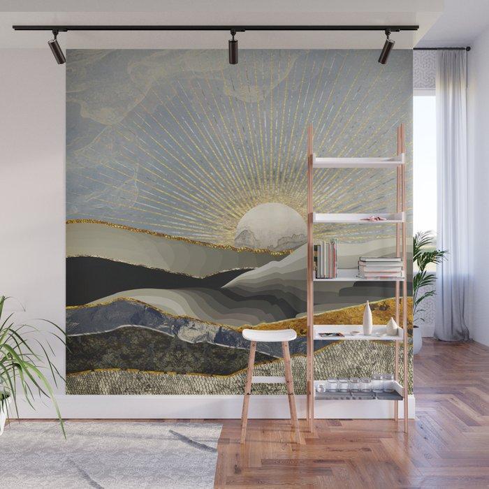 Morning Sun Wall Mural