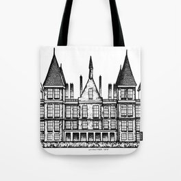 Malfoy Manor Tote Bag