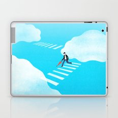 Walking on the sky Laptop & iPad Skin