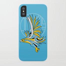 Hawk Deco iPhone Case