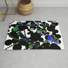 the abysses cover Rug