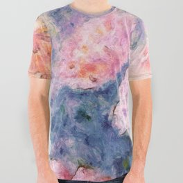 Dreams of Love All Over Graphic Tee