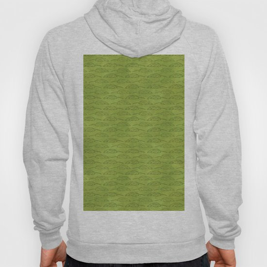 Palm Traffic! (Olive Green) by erinkant