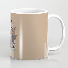 The Last Man in Fukushima Coffee Mug
