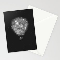Supernova Sky Ride Stationery Cards