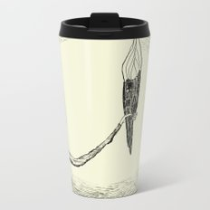 There's Nothing Here Metal Travel Mug