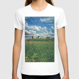 Summer on a village T-shirt