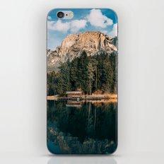 wanderlust landscape iPhone & iPod Skin