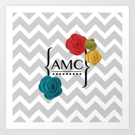 AMC2 Art Print