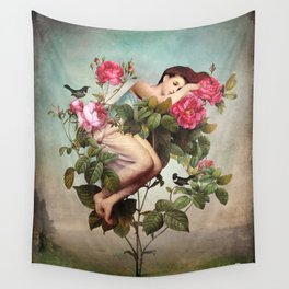 In Bloom Wall Tapestry