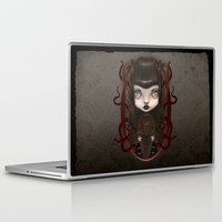 soul Laptop & iPad Skins featuring Soul by Liransz