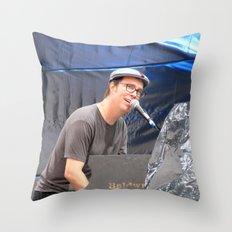 ben folds Throw Pillow
