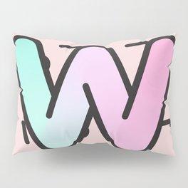 Wacky W Pillow Sham