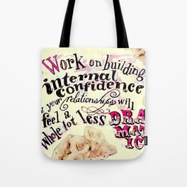 Relationships: Yellow  Tote Bag