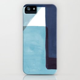 Tetra in Blue iPhone Case