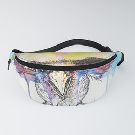 A Raven Truth Fanny Pack