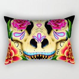 DIA DE EXTINCION Rectangular Pillow