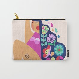 Self care Carry-All Pouch