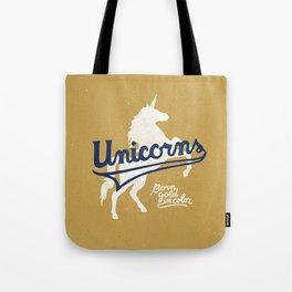 Unicorns Tote Bag