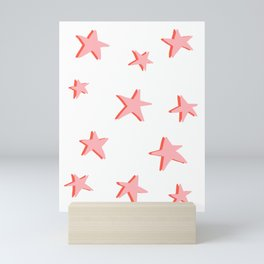 Stars Double Mini Art Print