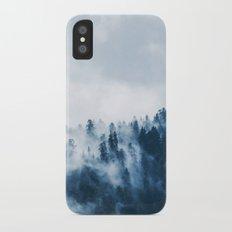 Mist iPhone X Slim Case