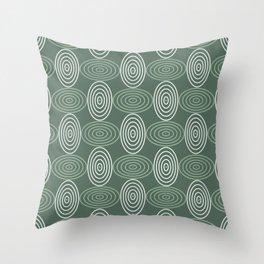 Op Art 66 Throw Pillow