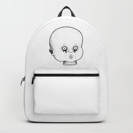 Babydoll Head Backpack
