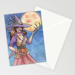 Scarecrow Queen Stationery Cards