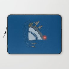 Rudolph Shark Laptop Sleeve