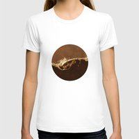 chocolate T-shirts featuring Chocolate by Richard George Davis