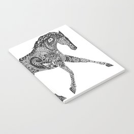 Paisley Pace Notebook