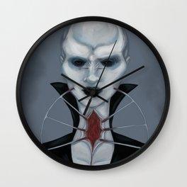 Female Cenobite Wall Clock