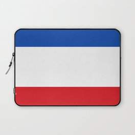 Flag of Quetzaltenango Laptop Sleeve