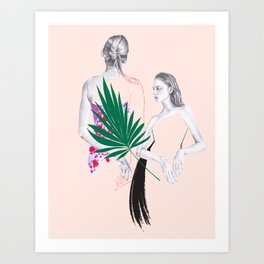 Body 21 Art Print