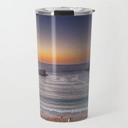 Puesta de sol. Travel Mug