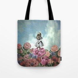 Wondering Alice Tote Bag