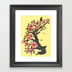 Cherise Framed Art Print