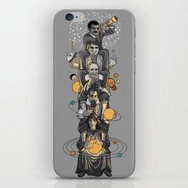 Ascending Astronomy iPhone Skin