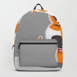 Funny dog Backpack