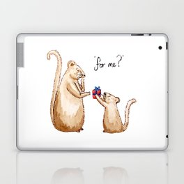 For Me? Laptop & iPad Skin