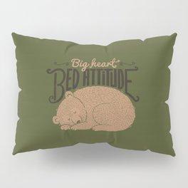 Big Heart Bed Attitude Pillow Sham