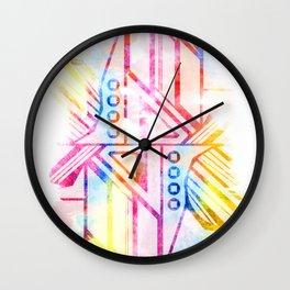 P∆INTERLY Wall Clock