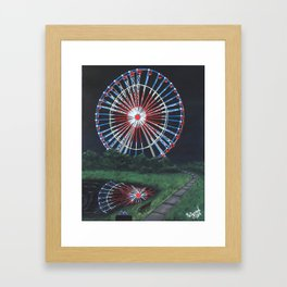 Hidden Joy Framed Art Print