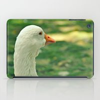 duck iPad Cases featuring Duck by Ruby_Dag
