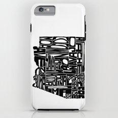 Typographic Arizona Tough Case iPhone 6 Plus