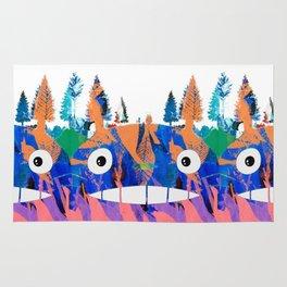 Poster Toto ro (Miyazaki) Rug
