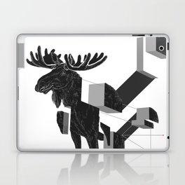 moose_deconstructed Laptop & iPad Skin