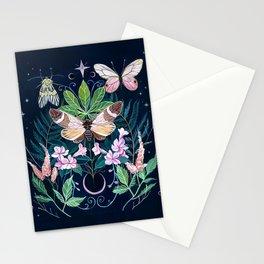 Cicada Moon Stationery Cards