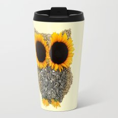 Hoot! Day Owl! Travel Mug