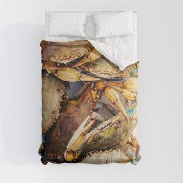 Blue Crabs Comforters